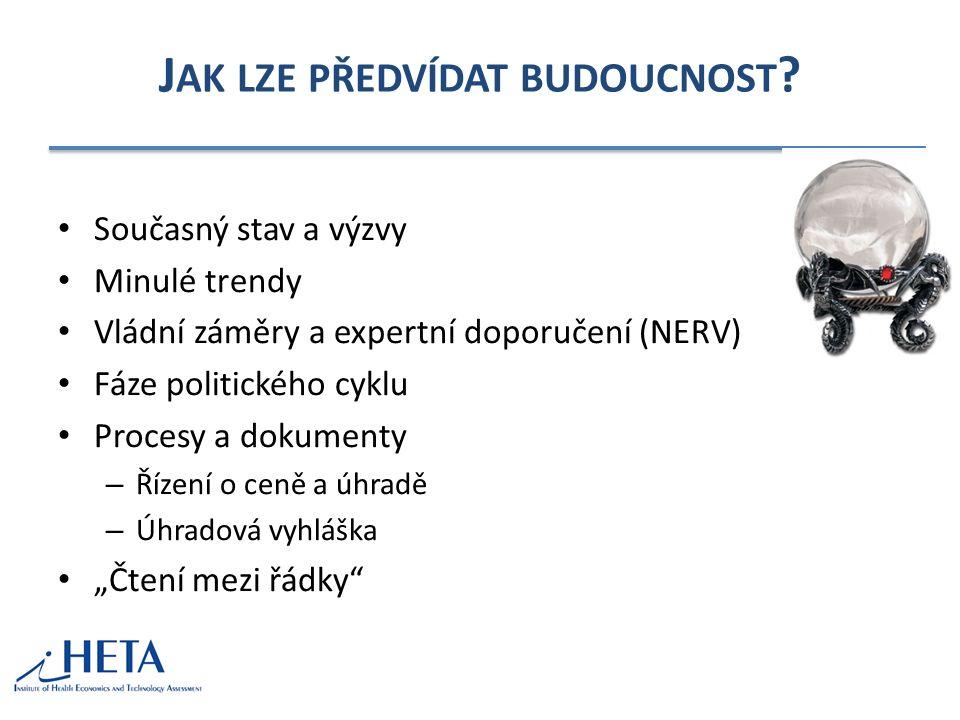 Co přinese rok 2013 v českém zdravotnictví. A jaký to může mít dopad na farmaceutický trh.