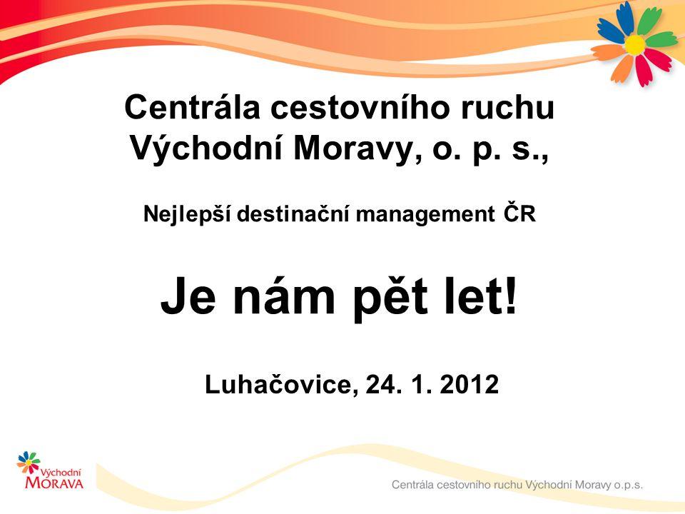 Centrála cestovního ruchu Východní Moravy, o. p.