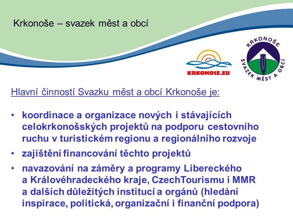 """Prioritní cíle regionu: """"Dobře spravovaný region - Správa regionu Stabilizovat vybavenost regionu veřejnými službami a zefektivnit správu regionu."""