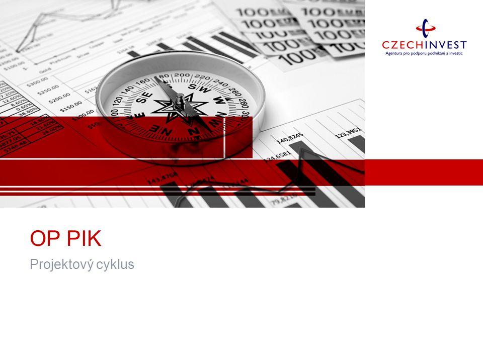 OP PIK Projektový cyklus