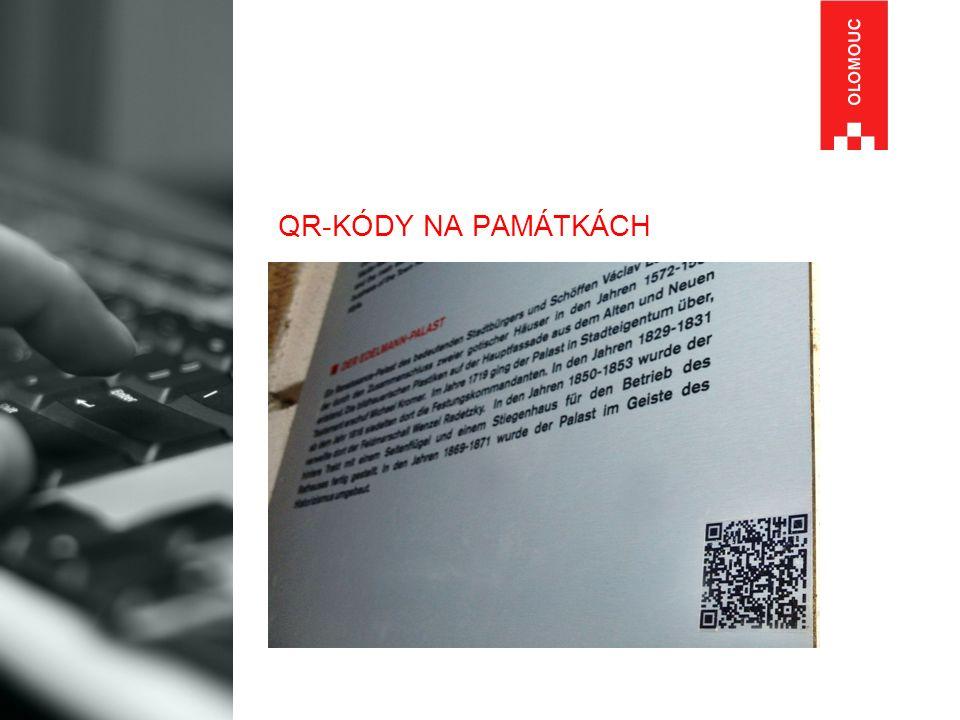 MULTIMEDIÁLNÍ PRŮVODCE OLINA  GPS navigace po Olomouci s multimediálním obsahem  k dispozici v Infocentru  ve formě aplikace ke stažení na Google Play