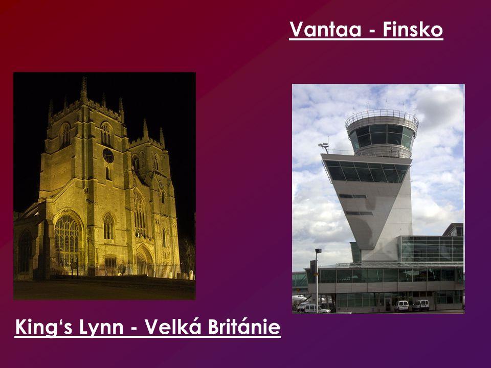 Vantaa - Finsko King's Lynn - Velká Británie