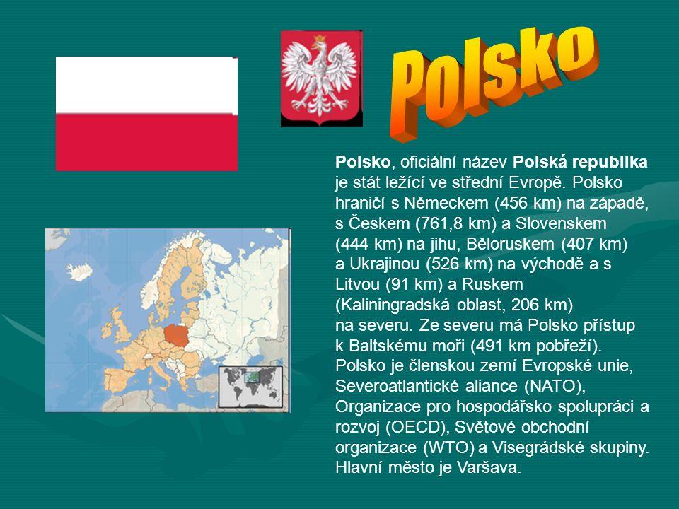 Polsko, oficiální název Polská republika je stát ležící ve střední Evropě.