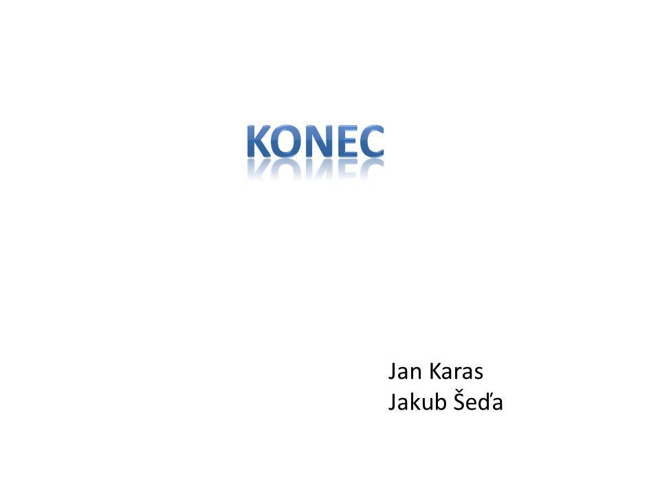 Jan Karas Jakub Šeďa