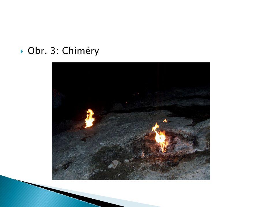  Obr. 3: Chiméry