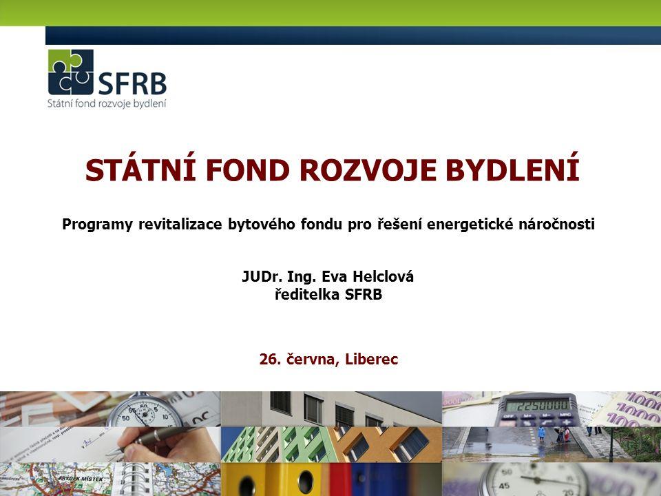 Bytový fond v ČR Počet bytů v ČR:  více než 4,7 mil.
