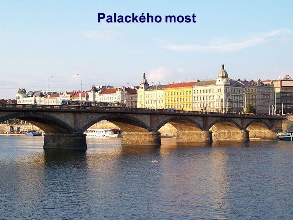 Železniční most (vyšehradský) propojuje vltavské břehy v Praze u Výtoně (bývalé Podskalí) pod Vyšehradem a Smíchov.