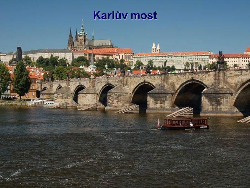 Most Legií je pražský silniční most přes Vltavu, osmý po proudu řeky.