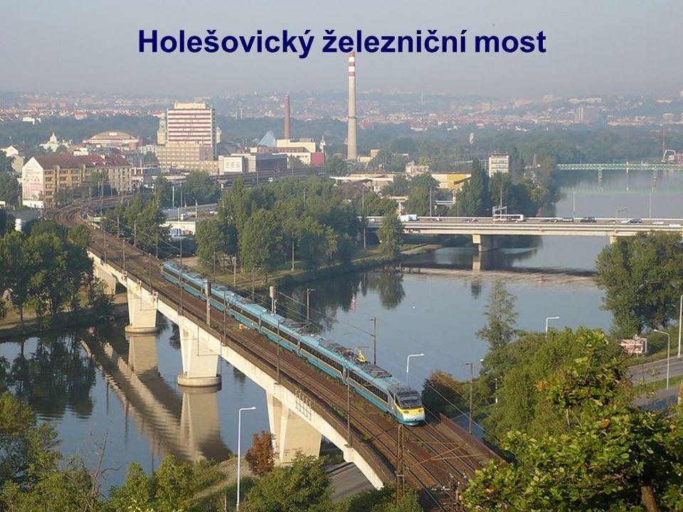 Libeňský most je jeden z mostů, vedoucích přes řeku Vltavu v Praze. Po proudu řeky je v Praze patnáctým mostem, nachází se v ohbí řeky Vltavy, spojuje