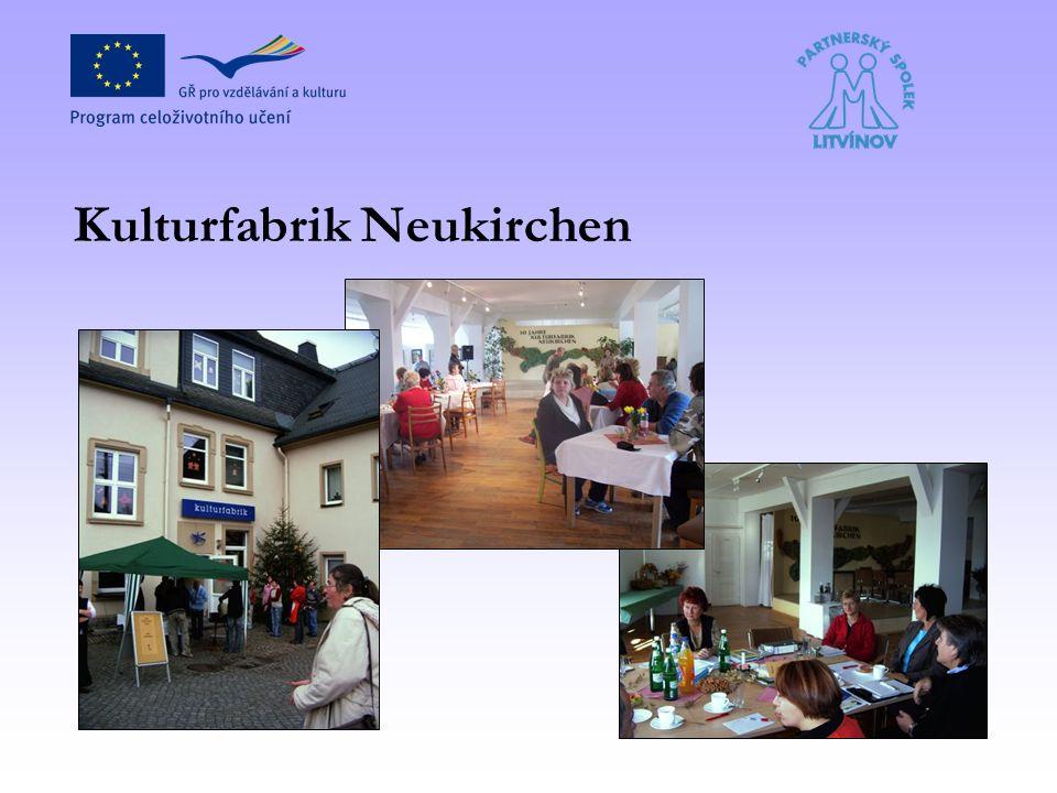 Naše exkurze a pracovní setkání Olbernhau