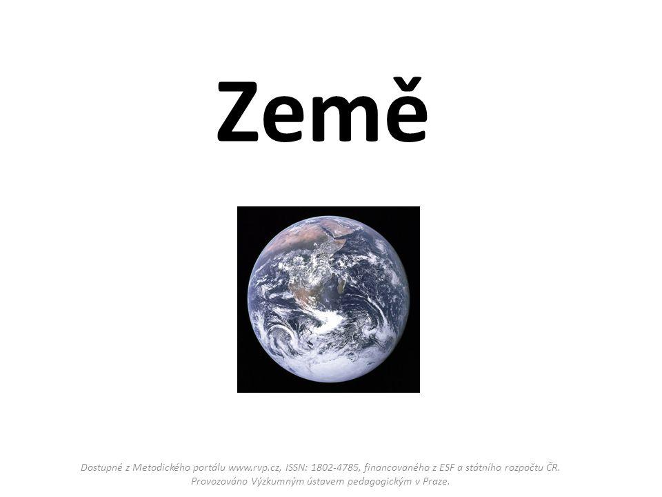 pevný horninový obal Země část svrchního pláště a zemská kůra mocnost 70 - 100 km člení na litosférické desky (pevninské, oceánské): – jsou na plastické vrstvě zemského pláště → tzv.
