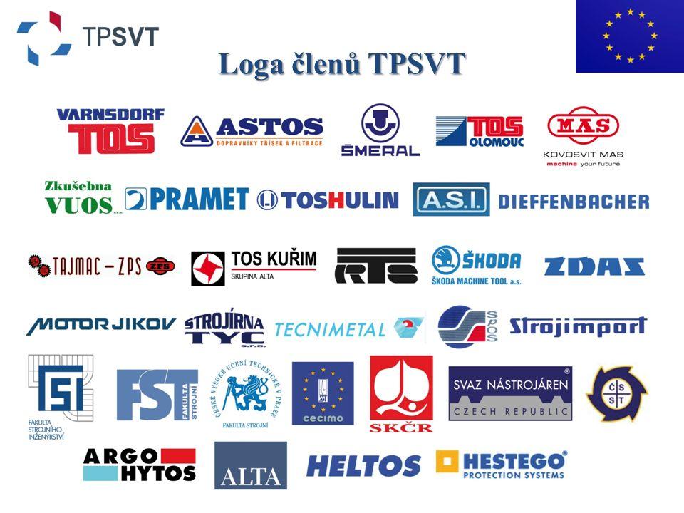 Loga členů TPSVT