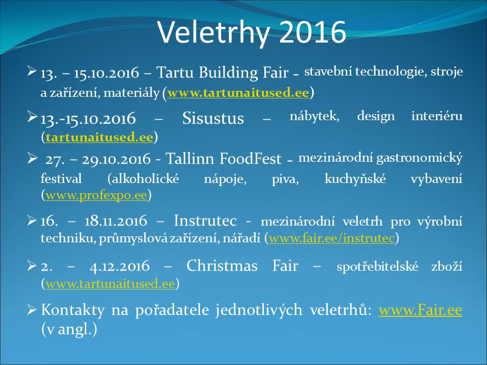 Veletrhy 2016  13.