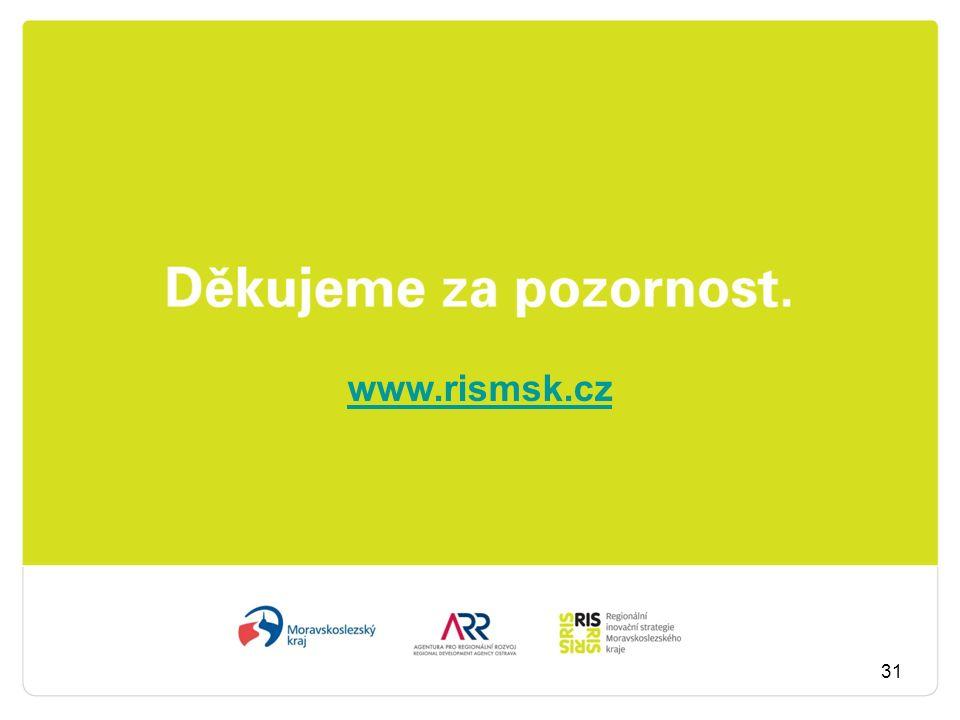 31 www.rismsk.cz