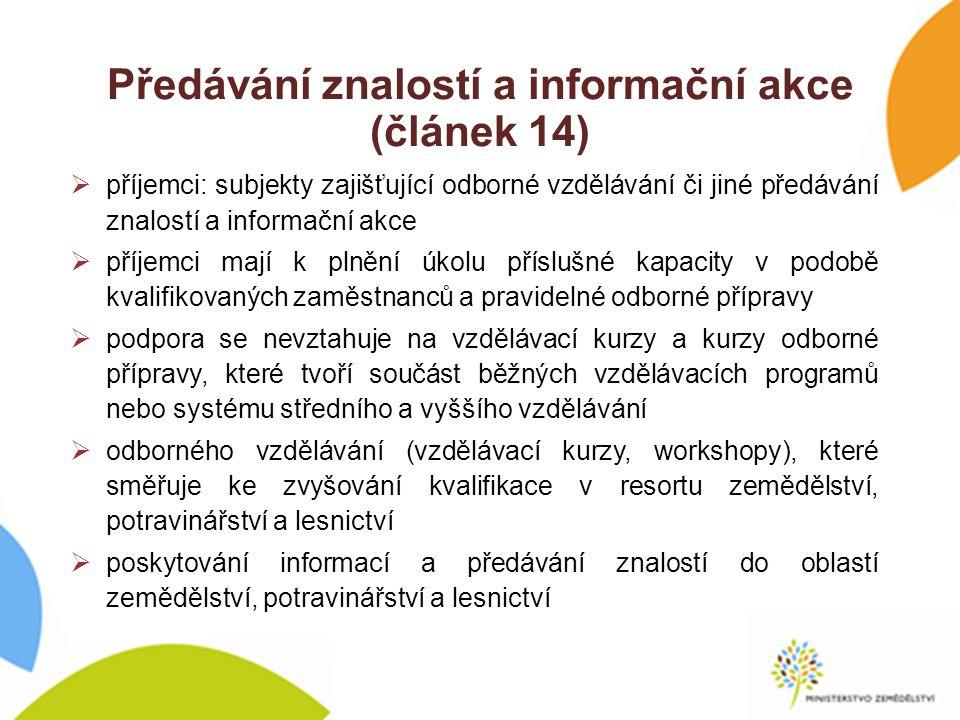 Sdílení zařízení a zdrojů (článek 35, odst.2., písm.