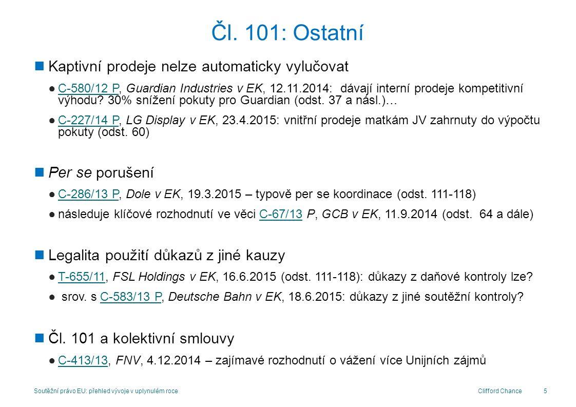 Clifford Chance Rabaty ●SO v AT.39849, Qualcomm, 16.7.2015AT.