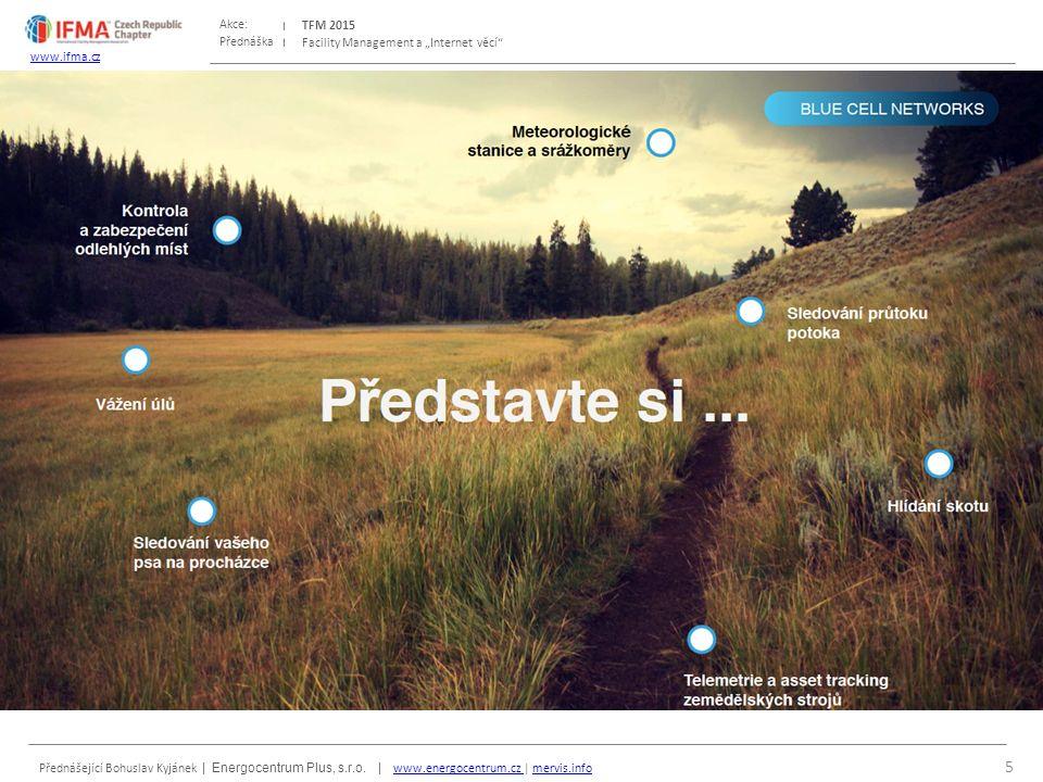Přednáška Akce: Přednášející Bohuslav Kyjánek | Energocentrum Plus, s.r.o.