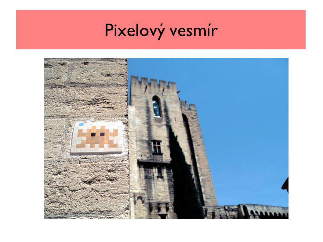 Pixelový vesmír