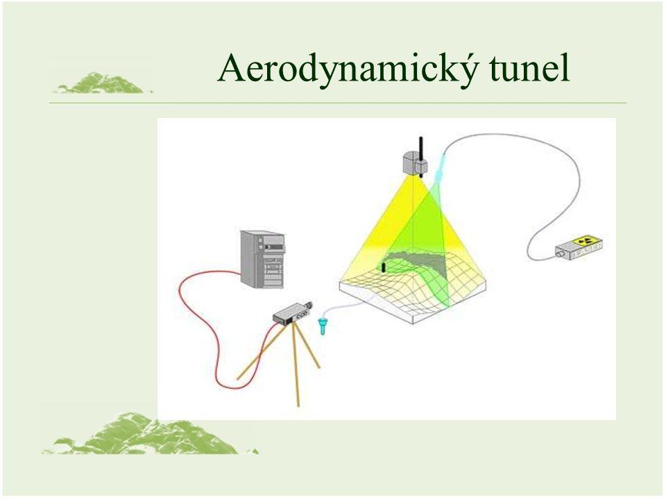 Aerodynamický tunel