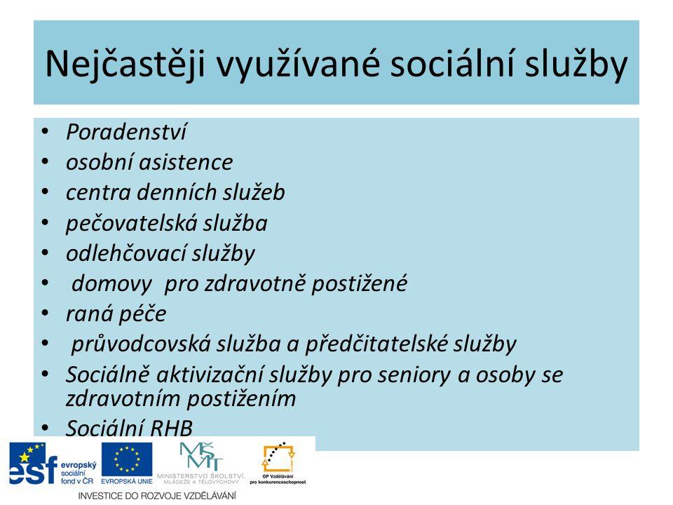 Specifika sociální péče o osoby s duševním postižením v ČR žije 100 000 duševně nemocných WHO definuje duševní poruchu takto: klinicky prokazatelná změna duševní činnosti, která vyřazuje člověka z práce, společenského života, znemožňuje mu vypořádávat se s každodenním stresem a narušuje jeho zodpovědnost vůči ostatním a sobě samému.