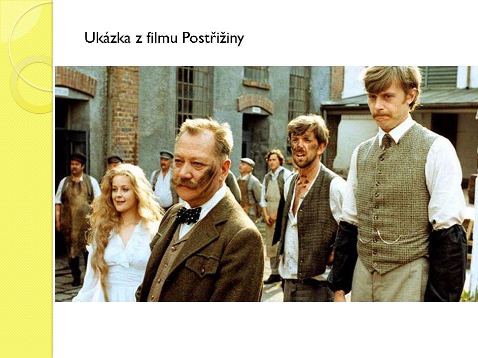 Ukázka z filmu Postřižiny