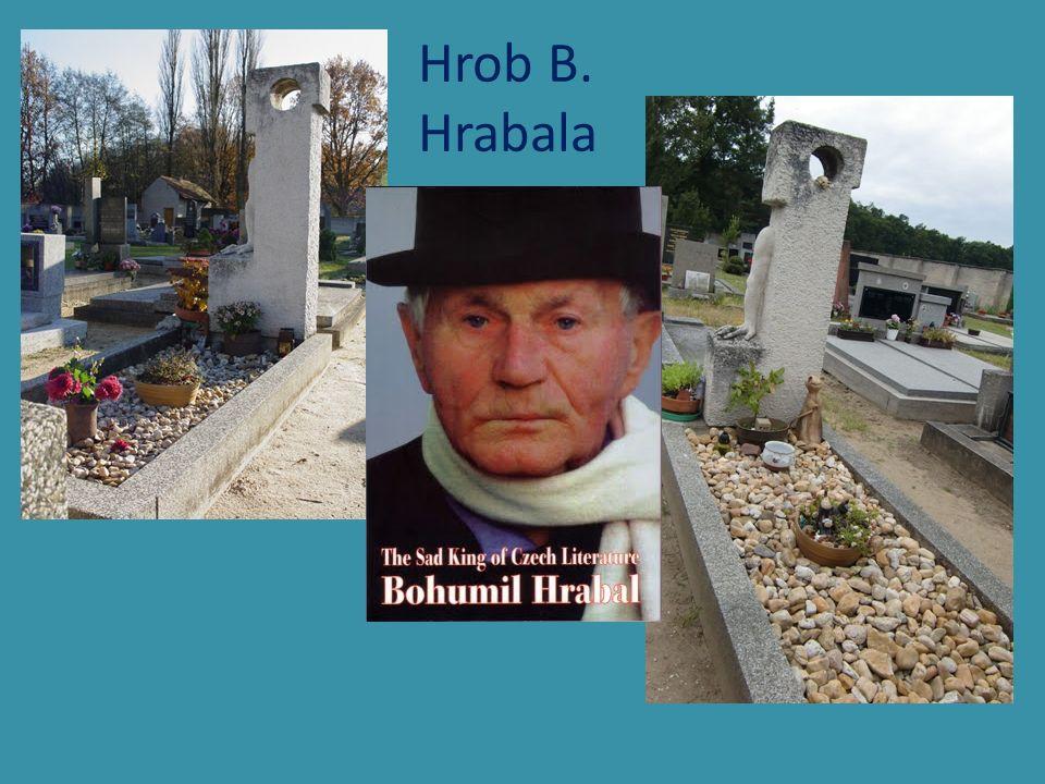 Hrob B. Hrabala