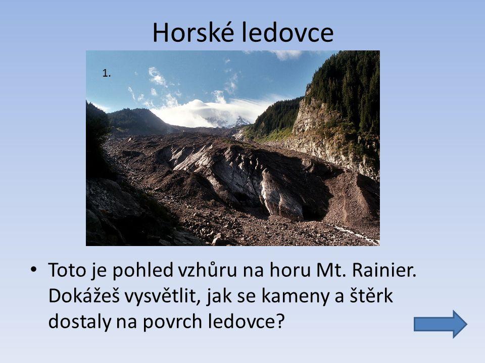 Vichřice – vítr v horách dosahuje rychlosti až 130 km/hod.