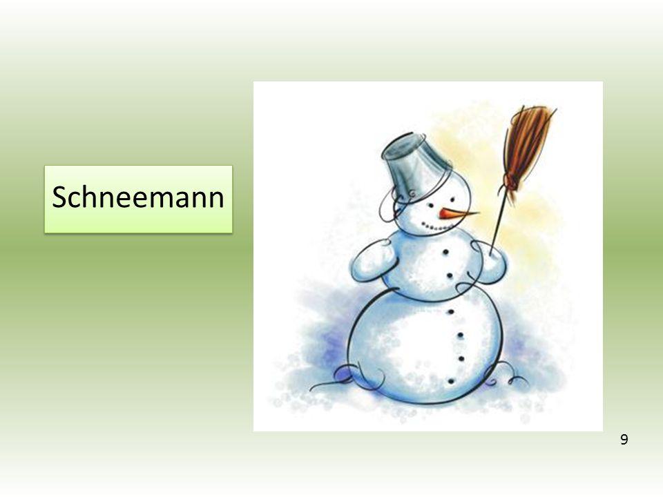 Schneemann 9