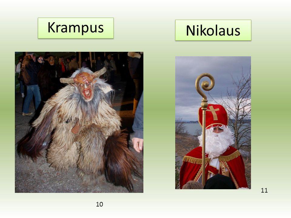 Nikolaus Krampus 10 11