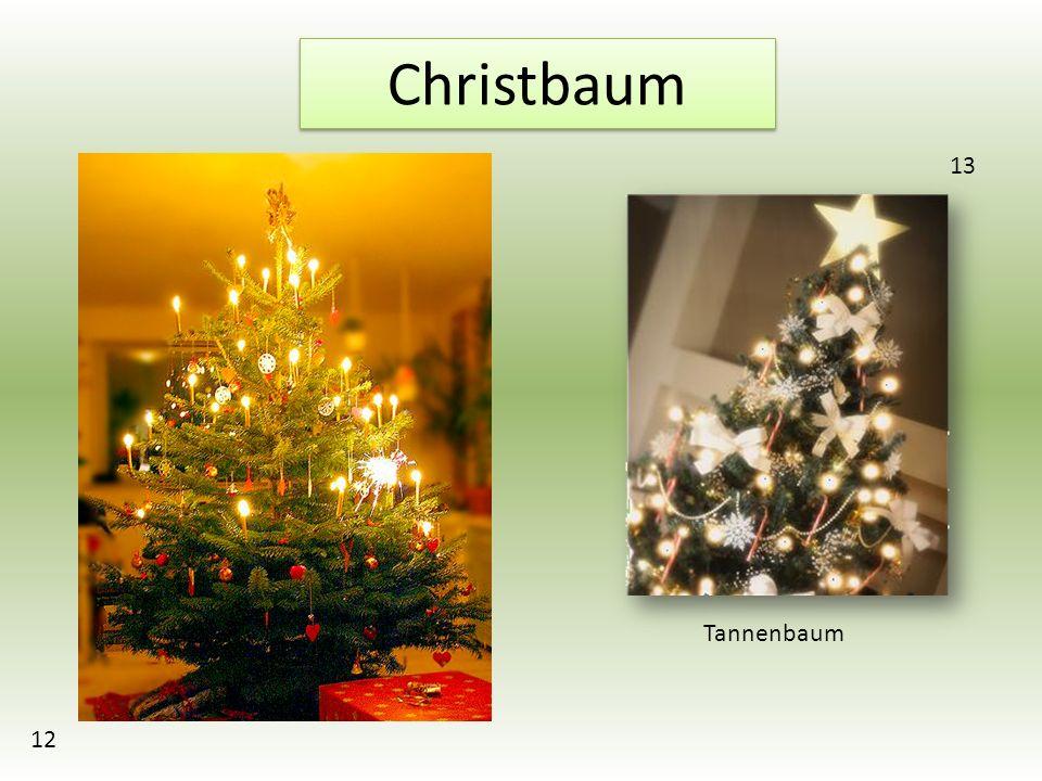 Christbaum Tannenbaum 12 13