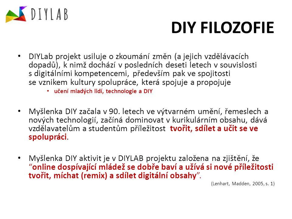 DIY FILOZOFIE