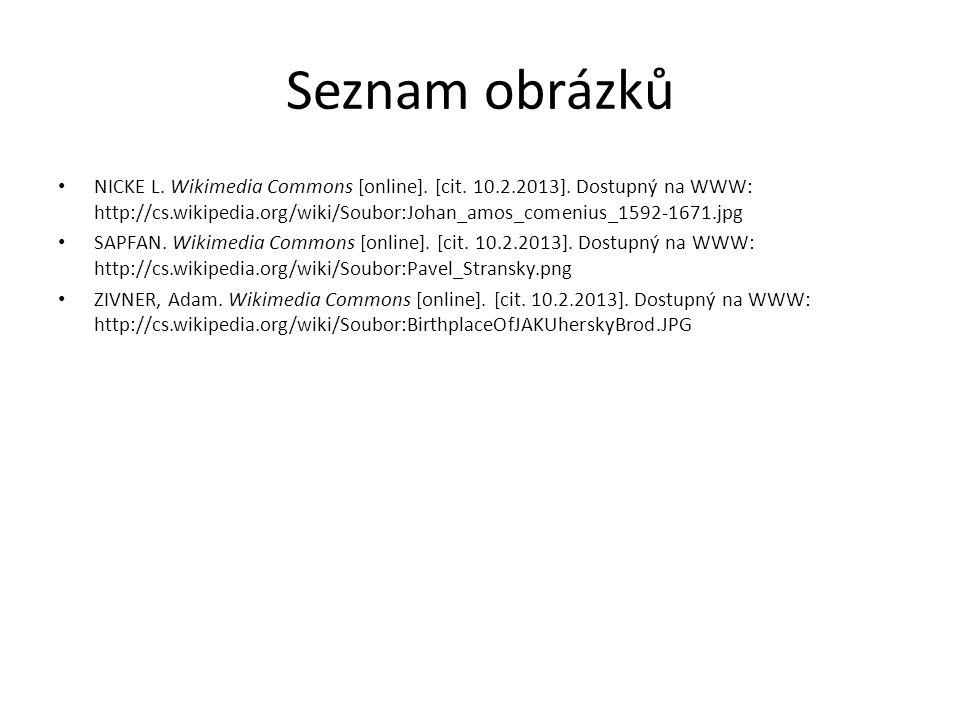 Seznam obrázků NICKE L. Wikimedia Commons [online].