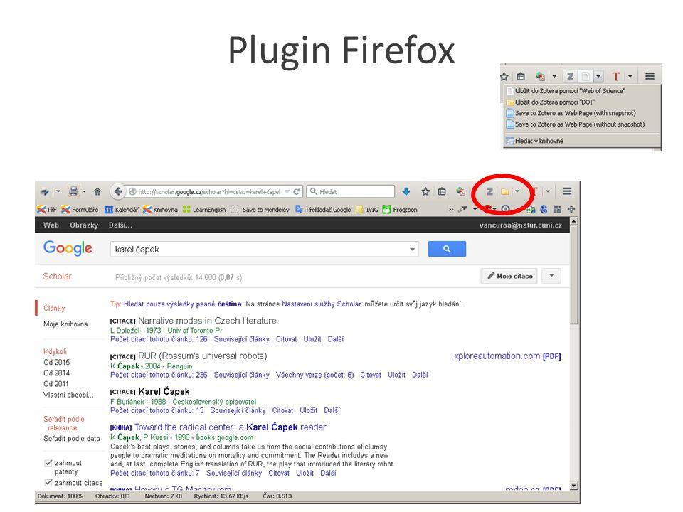 Plugin Firefox