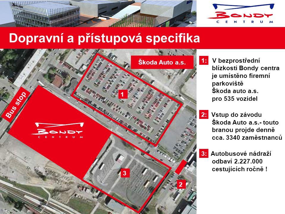 1: V centru Mladé Boleslavi na tř.