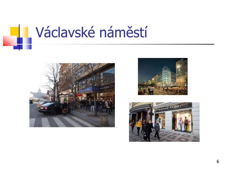 6 Václavské náměstí