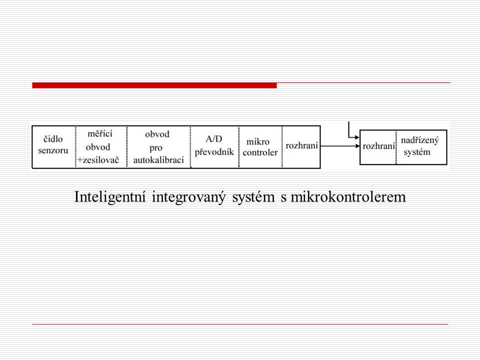 Inteligentní integrovaný systém s mikrokontrolerem
