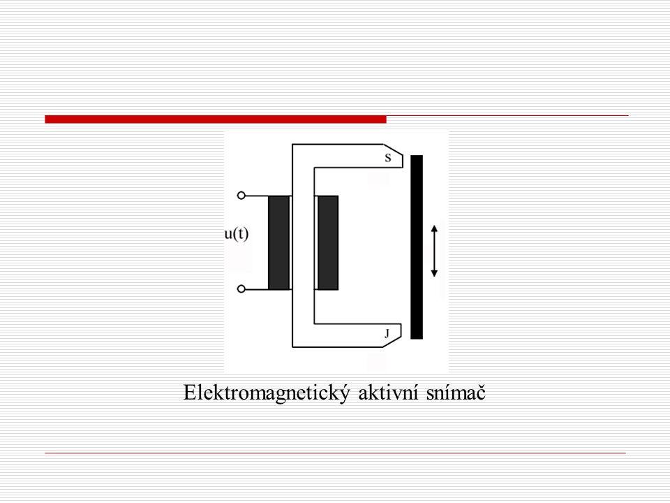 Elektromagnetický aktivní snímač