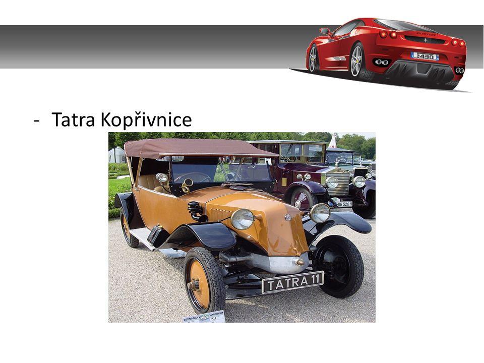 -Tatra Kopřivnice