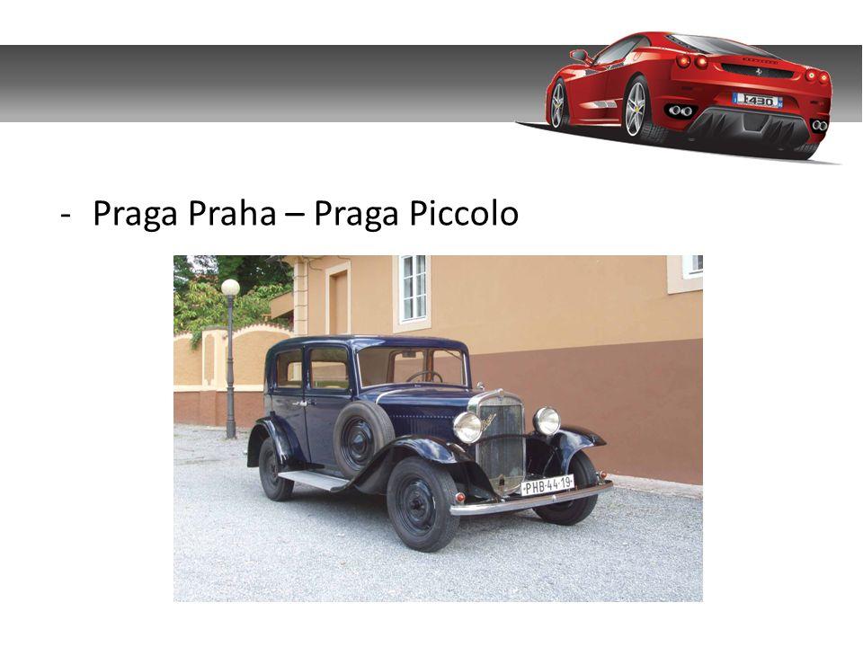-Praga Praha – Praga Piccolo