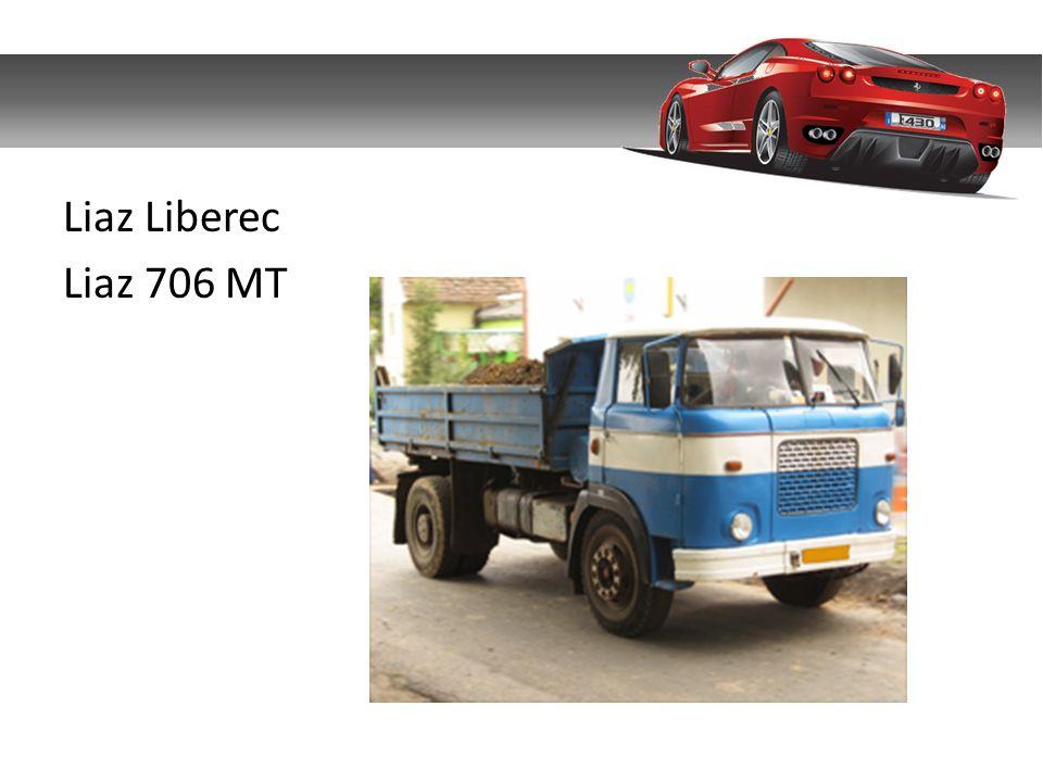 Liaz Liberec Liaz 706 MT