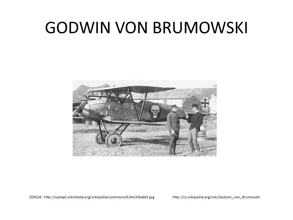 GODWIN VON BRUMOWSKI ZDROJE: http://upload.wikimedia.org/wikipedia/commons/6/64/Albatd3.jpg http://cs.wikipedia.org/wiki/Godwin_von_Brumowski
