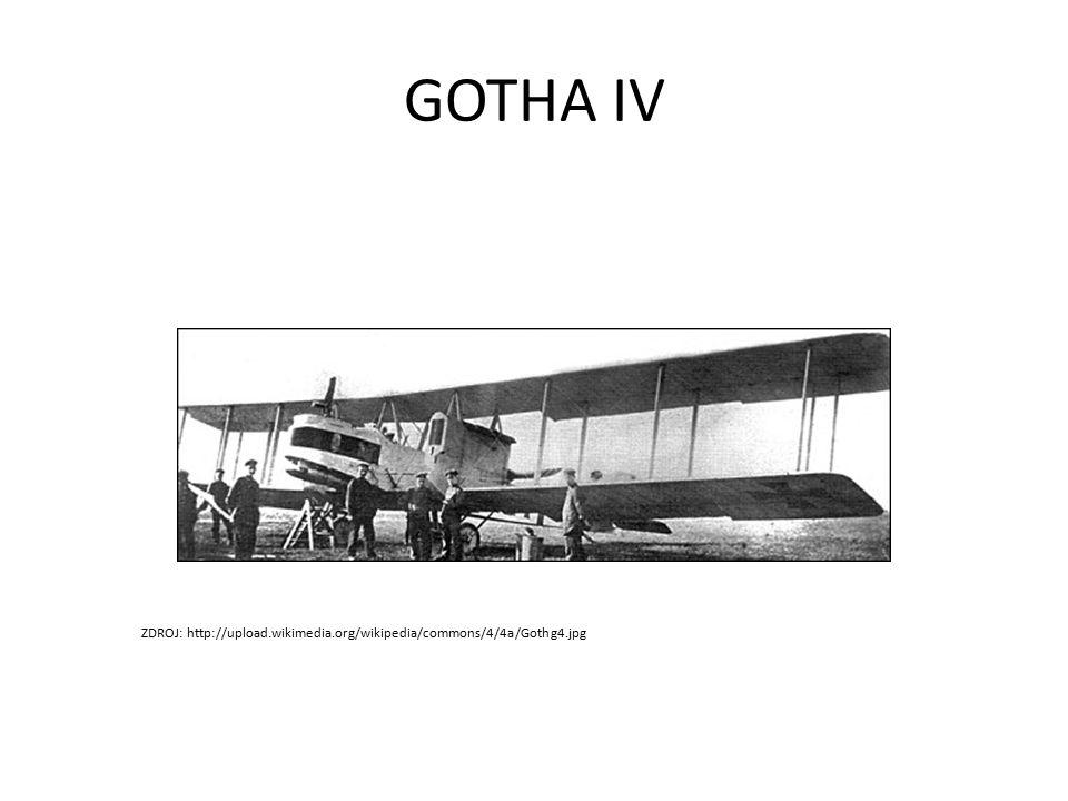 GOTHA IV ZDROJ: http://upload.wikimedia.org/wikipedia/commons/4/4a/Gothg4.jpg