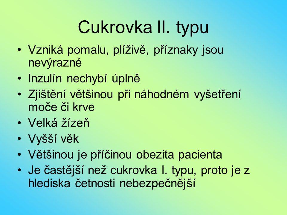 Cukrovka II.