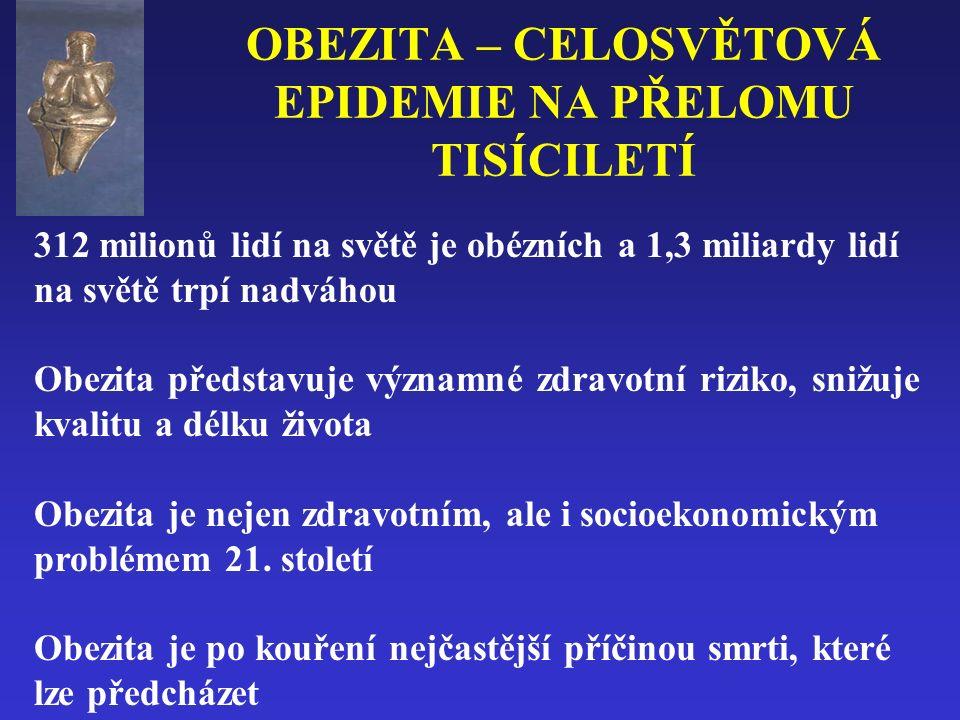 INSTITUCE ZABÝVAJÍCÍ SE DIAGNOSTIKOU, PREVENCÍ, LÉČBOU, VÝZKUMEM A VÝUKOU V OBLASTI OBEZITY V EVROPĚ Evropská asociace pro studium obezity – European Association for the Study of Obesity (EASO) Evropská skupina pro dětskou obezitu – European Childhood Obesity Group (ECOG) Mezinárodní federace pro chirurgii obezity /Evropská větev/ - International Federation for Surgery of Obesity (IFSO) /European Branch/ International Obesity Task Force (IOTF)