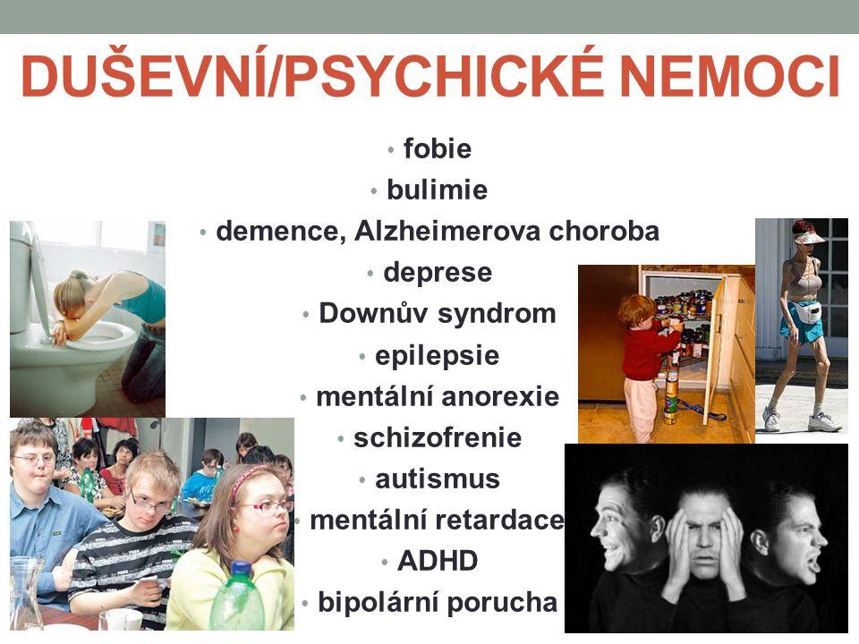 SMYSLOVÁ POSTIŽENÍ zraková postižení – nevidomí (Braillovo písmo) sluchová postižení – neslyšící (znaková řeč) hluchoslepota (Lormova/dotyková abeceda) sleponěmota němota
