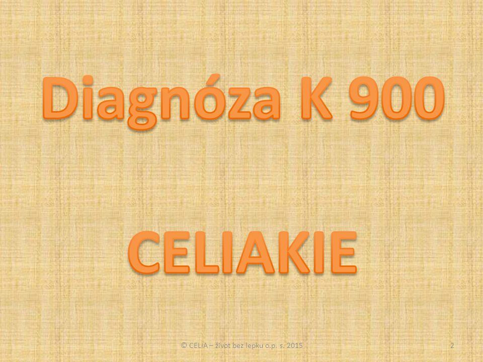 Dlouholetým průzkumem bylo zjištěno, že léčba jednoho celiaka stojí měsíčně přibližně 3 000,- Kč až 4000,- Kč.