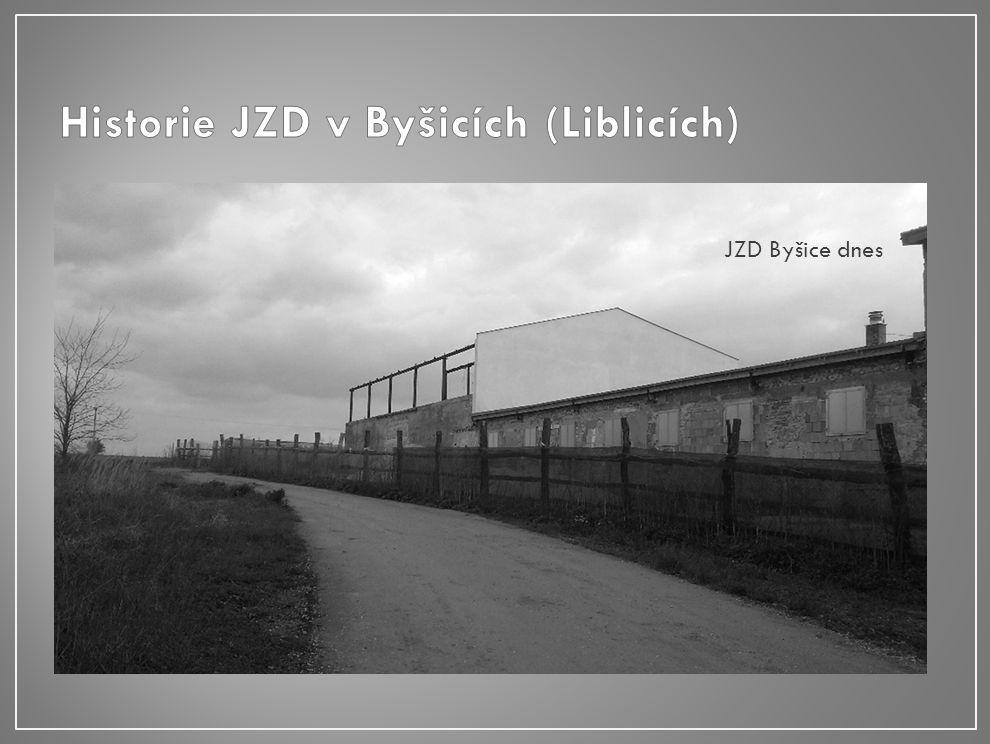 Poprvé bylo založeno JZD (2. typu) 8.