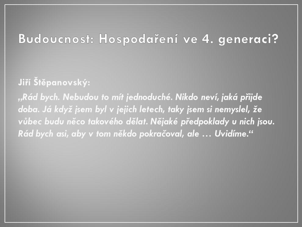 """Jiří Štěpanovský: """"Rád bych. Nebudou to mít jednoduché."""