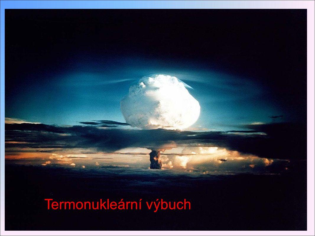 Termonukleární výbuch
