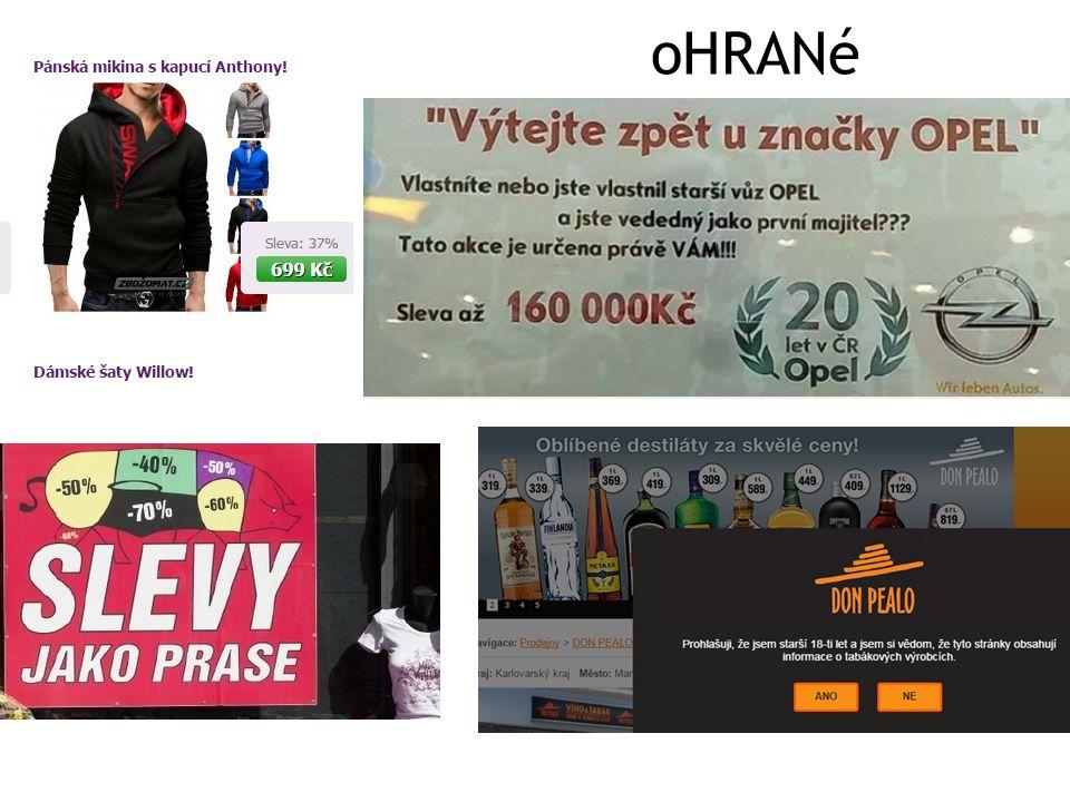 oHRANé